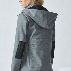 Fabletics Utility Rain/Winter Jacket
